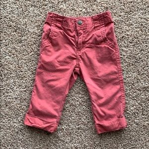 Boys Cherokee pants size 12 months